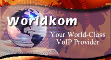 Globalink Worldkom Branded VoIP Software